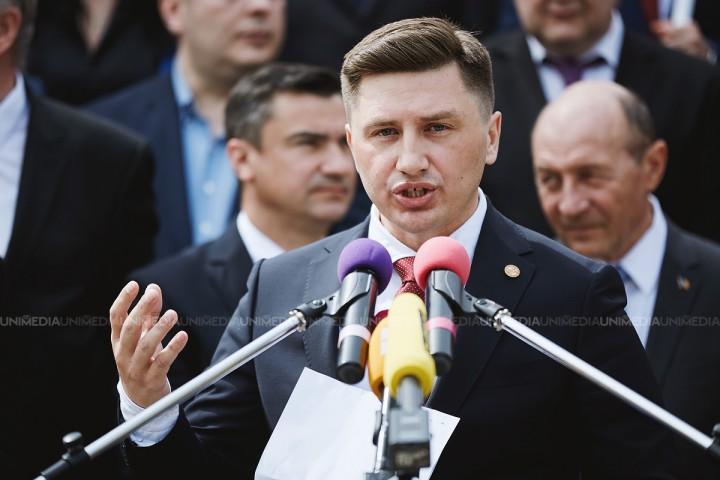 (video) Care sunt promisiunile electorale ale candidatului PUN, Constatin Codreanu
