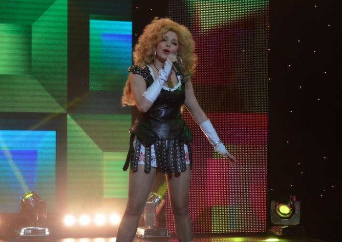 (video) Concurenta cu nr. 11 la Eurovision, etapa națională: Doiniţa Gherman