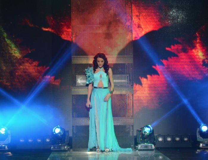(video) Concurenta cu nr. 12 la Eurovision, etapa națională: Tatiana Heghea