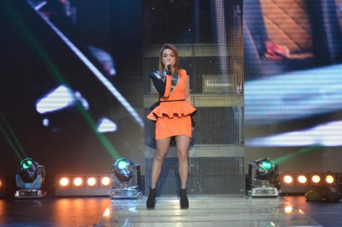 (video) Concurenta cu nr. 13 la Eurovision, etapa națională: Felicia Dunaf