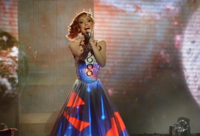 (video) Concurenta cu nr. 14 la Eurovision, etapa națională: Aliona Moon