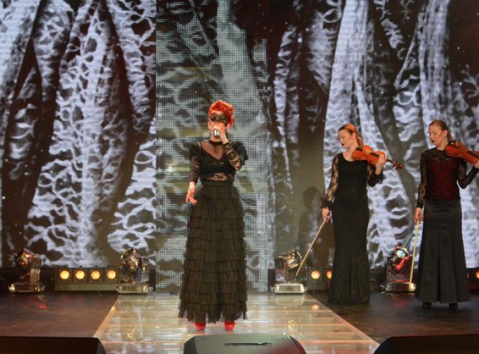 (video) Concurenta cu nr. 4 la Eurovision, etapa națională: Svetlana Bogdanova