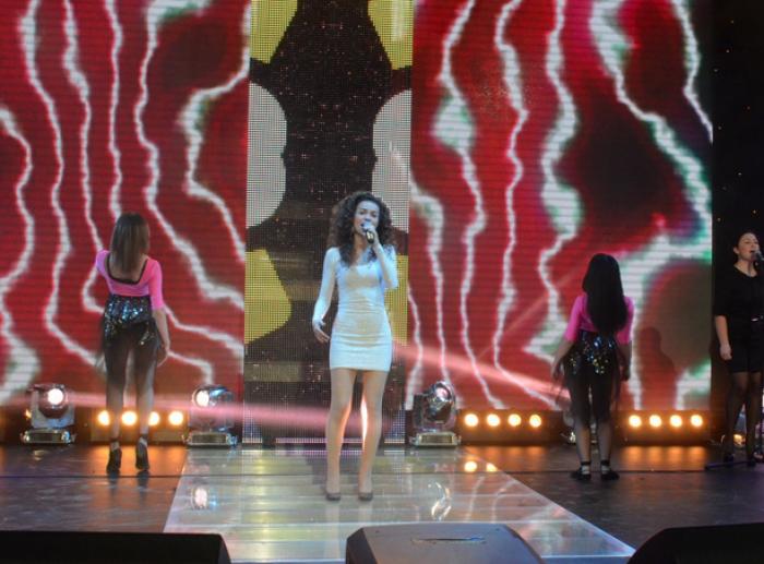 (video) Concurenta cu nr. 7 la Eurovision, etapa națională: Irina Kitoroagă