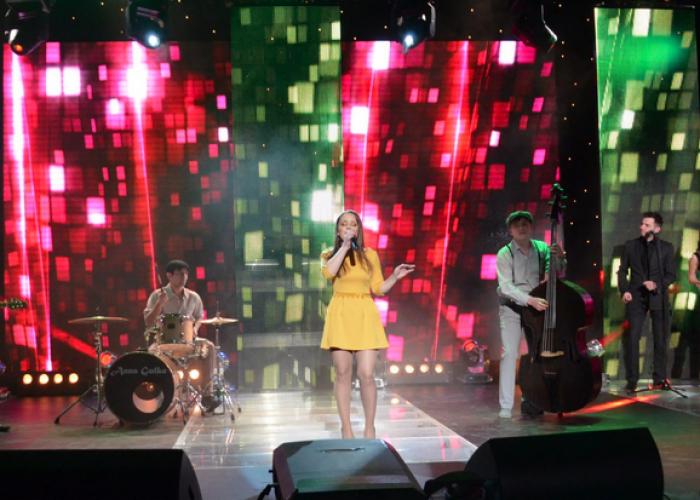 (video) Concurenta cu nr. 8 la Eurovision, etapa națională: Anna Gulko