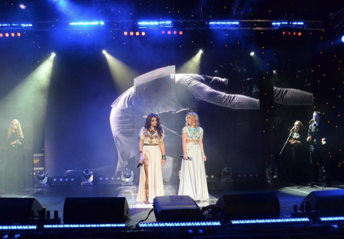 (video) Concurentele cu nr. 3 la Eurovision, etapa națională: Cristina Croitoru şi Karizma