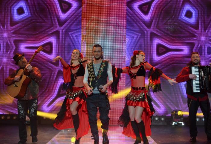 (video) Concurentul cu nr. 9 la Eurovision, etapa națională: Vitalie Negruţa