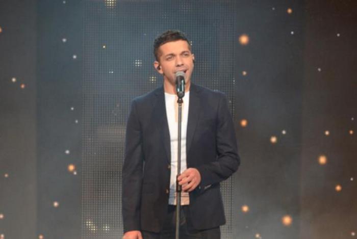(video) Concurentul nr. 2 la Eurovision, etapa națională: Boris Covali