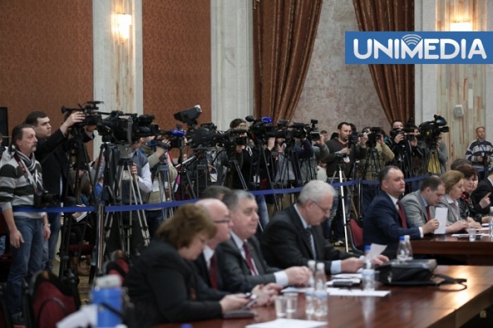 (video) Continuă şedinţa Parlamentului! Grupul Ghimpu, absent