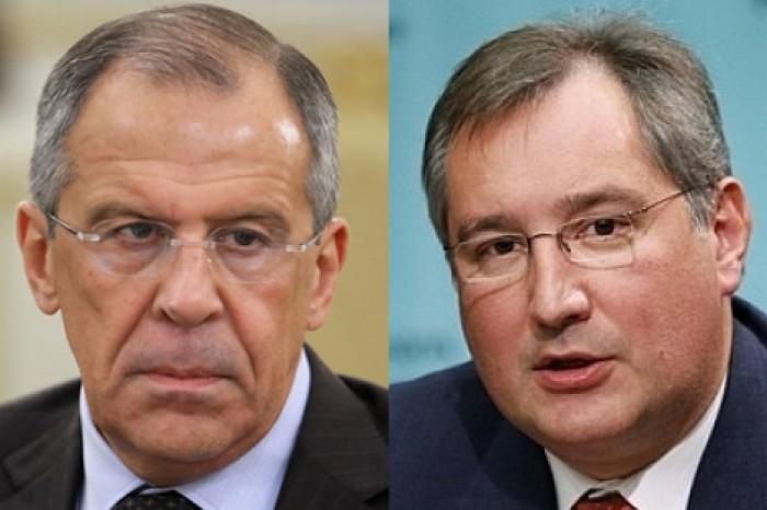 (video) Declarațiile lui Lavrov și Rogozin se bat cap în cap