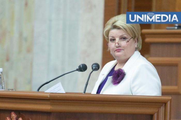 (video) Deputatul Valentina Stratan își face griji pentru viața sa