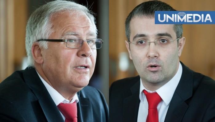 (video) Diacov și Sîrbu comentează plecarea lui Lazăr din partid