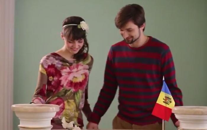 "(video) Dodon a lansat spotul ""Moldova – moldoveni – moldovenesc"""