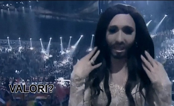 (video) Dodon îi sperie pe moldoveni cu imaginea Conchitei Wurst
