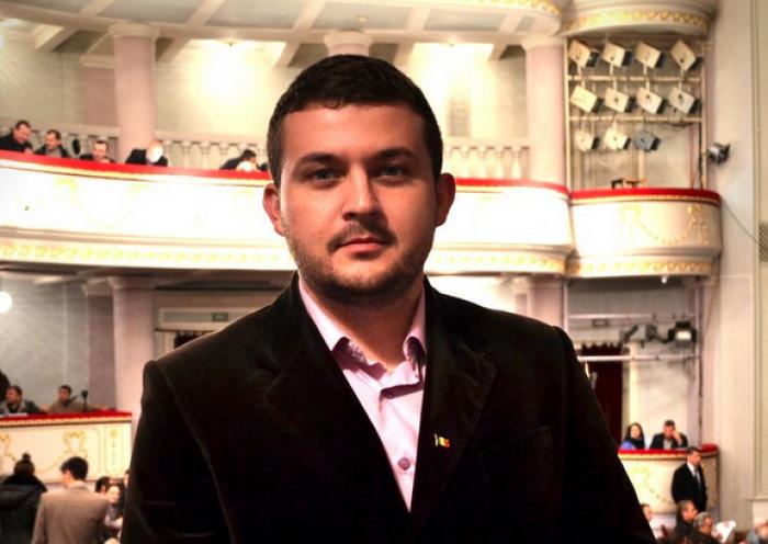 (video) Dragoș Galbur în studioul UNIMEDIA