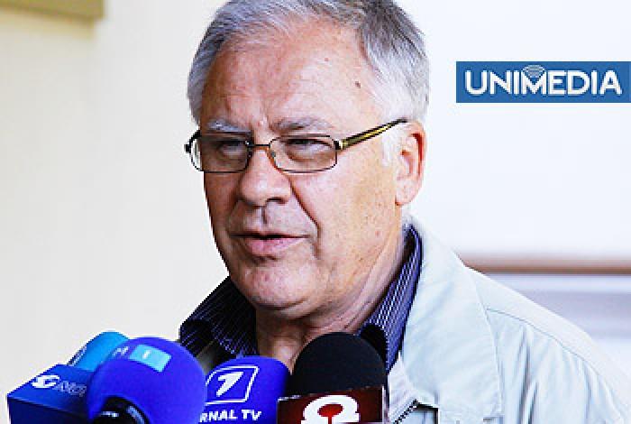 """(video) Dumitru Diacov susține UNIMEDIA: """"Sper că vă veți păstra independența"""""""