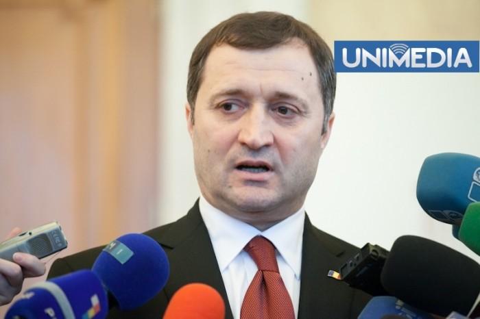"""(video) Filat comentează declarațiile unioniste ale lui Băsescu: """"Pe această temă doar se speculează"""""""