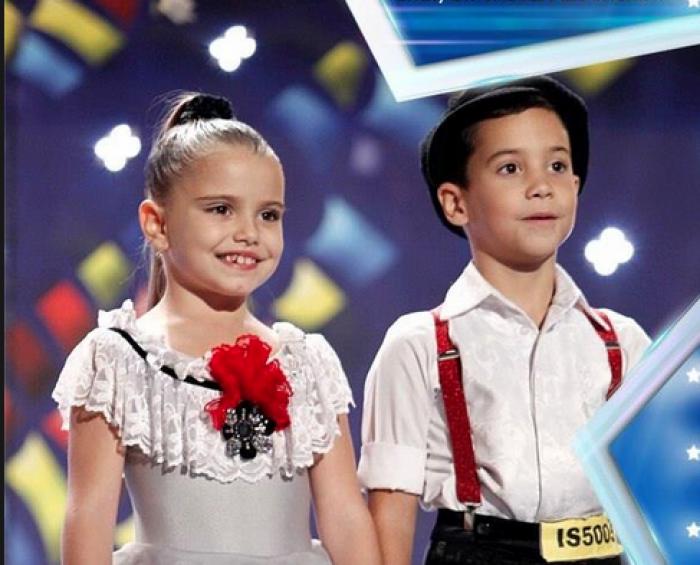 """(video) Ionela Țăruș și Mihai Ungureanu, eliminați din concursul """"Românii au Talent"""""""