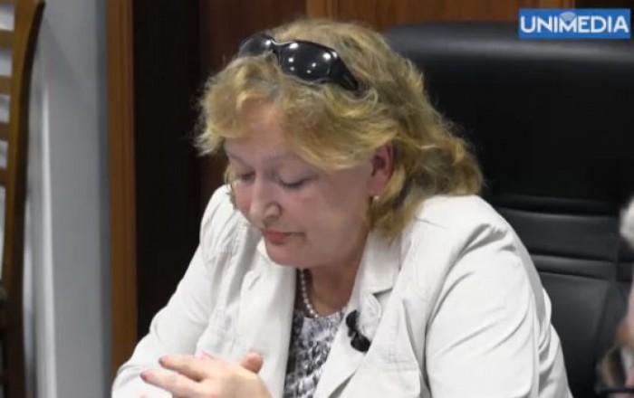 """(video) Judecătoarea Natalia Chiseleov, propusă spre """"exmatriculare din sistem"""""""