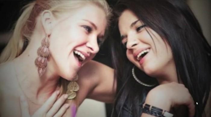 (video) Karizma și Cristina Croitoru candidează împreună pentru Eurovision 2013