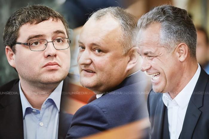 (video) Liderul Partidului Nostru: Dodon ne lovește din spate sub coordonarea lui Plahotniuc