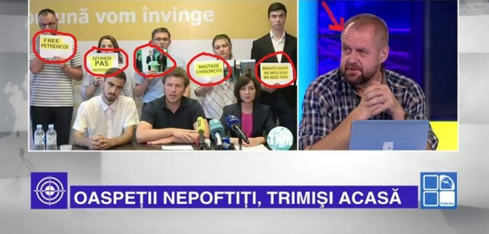(video/update) Manipulare la Publika TV? Jurnaliștii au folosit imagini falsificate de la o conferință de presă a Maiei Sandu