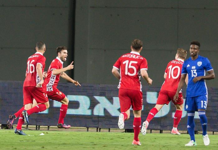 (video) Naționala Moldovei a ratat victoria în amicalul cu Israel. Tricolorii au fost egalați în ultimul minut de prelungiri