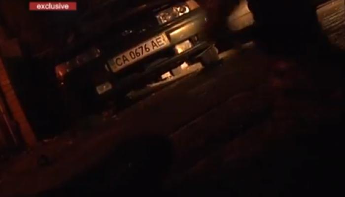 (video) No comment: Cameramanul EURONEWS, bătut de polițiștii ucraineni