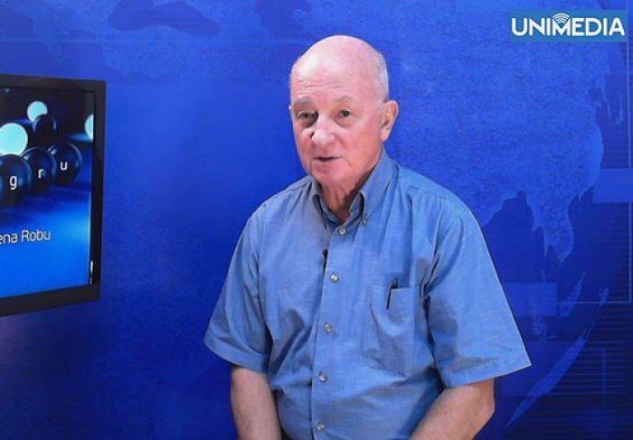 """(video) Oazu Nantoi: Militarii ruși ar fi putut ieși la frontiera cu România, dar proiectul """"Novorusia"""" a eșuat"""
