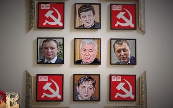 (video) Ora de ras: Ion Sturza și cei 5 comuniști