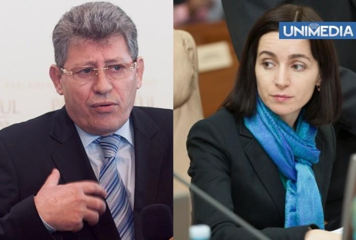 (video) PL solicită demisia ministrului Educației, Maia Sandu