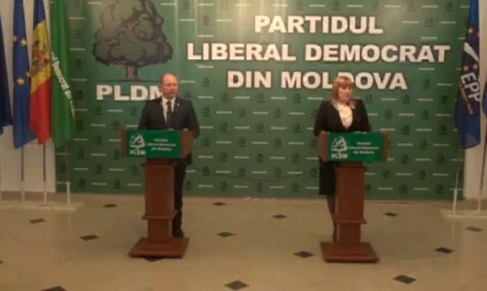 (video) PLDM a prezentat prioritățile legislative pentru 2014