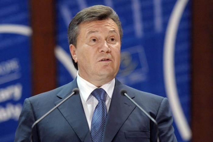 (video) Președintele ucrainean Victor Ianukovici nu demisionează!