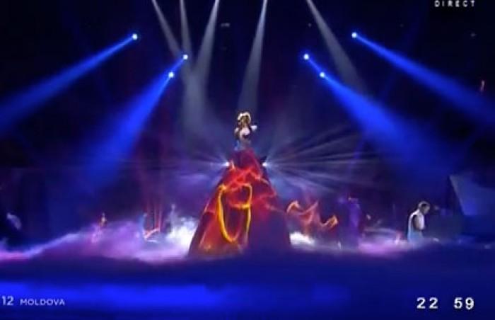 (video) Moldova se califică în FINALA Eurovision 2013