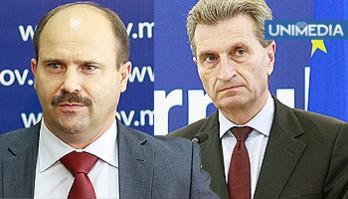 (video) R. Moldova va putea primi gaz european: În 2012 va începe construcția gazoductului Ungheni-Iași