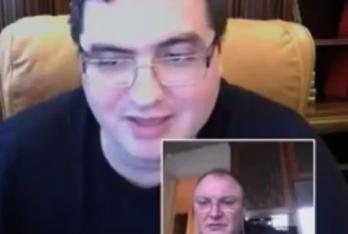 """(video) Renat Usatîi i-a propus lui Gorbunțov să-i """"claseze"""" dosarele de la PG și CCCEC"""
