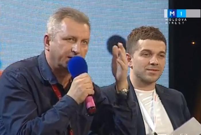 (video) Reproșuri după Eurovision! Tatăl lui Boris Covali l-a telefonat pe Nicu Țărnă