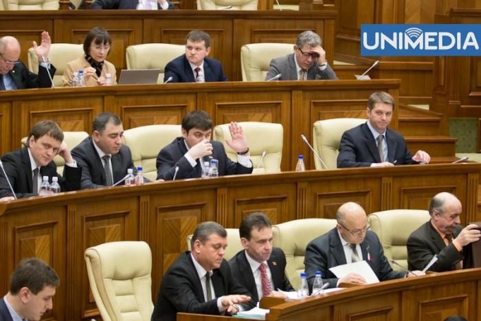 (video) S-a votat cât pentru două săptămâni în Parlament