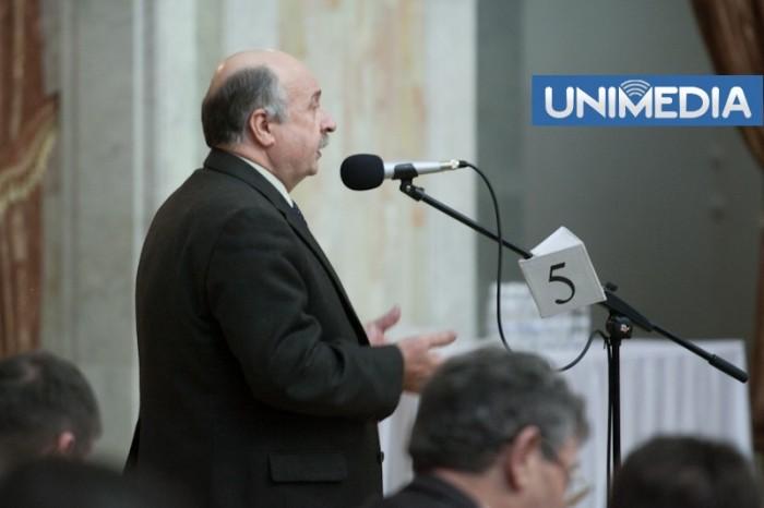 (video) Saharneanu cere MAEIE să-l declare pe Rogozin persona non grata