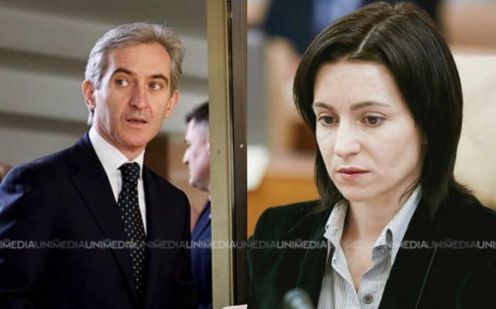 (video) Sandu: Cu părere de rău, Leancă nu poate decide singur nici dacă să participe la o dezbatere