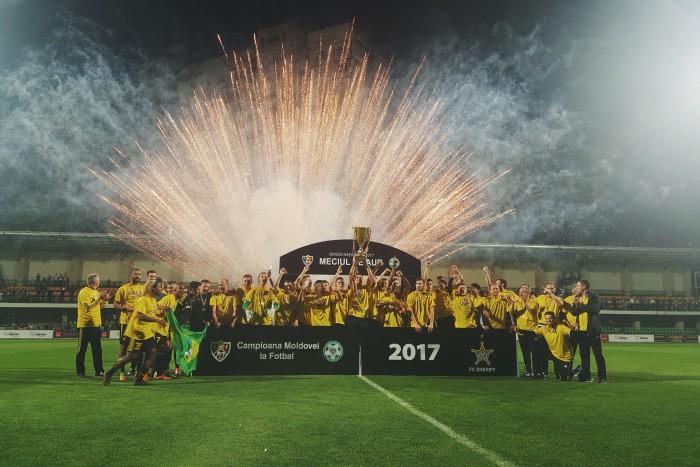 (video) Sheriff Tiraspol este Campioana Moldovei! Galben-negrii au reușit să-și păstreze titlul în Divizia Națională
