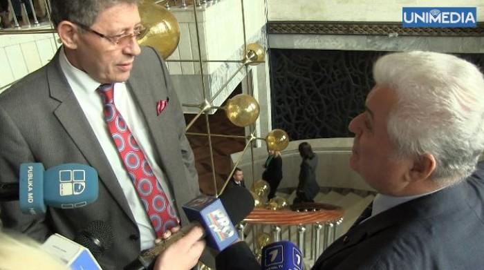 (video) Stop cadru: Dialog între Voronin și Ghimpu
