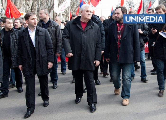 """(video) Stop Cadru: Voronin se dezice de """"revoluția de catifea"""""""