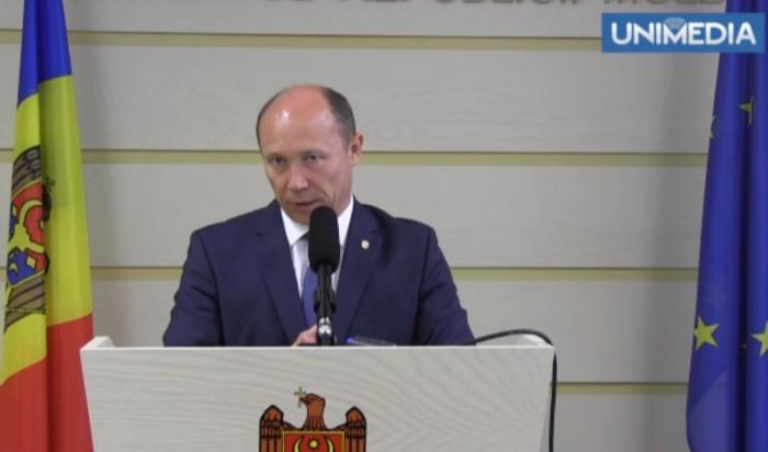 (video) Streleț explică logica PLDM în raport cu inițiativa de limitare a imunității de deputat