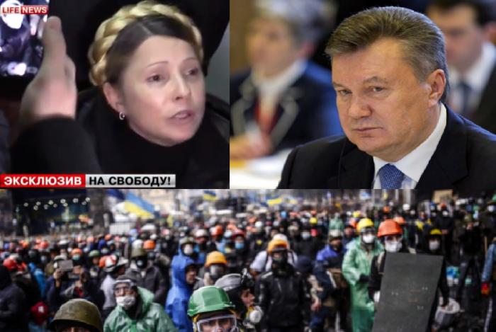 (video) Ucraina: Rezumatul zilei de 22 februarie 2014