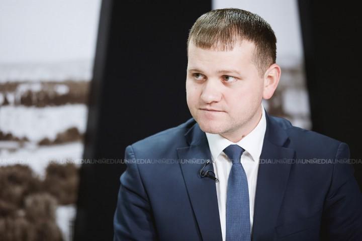 (video) Valeriu Munteanu a depus actele pentru a se înregistra în cursa electorală pentru funcția de primar al capitalei