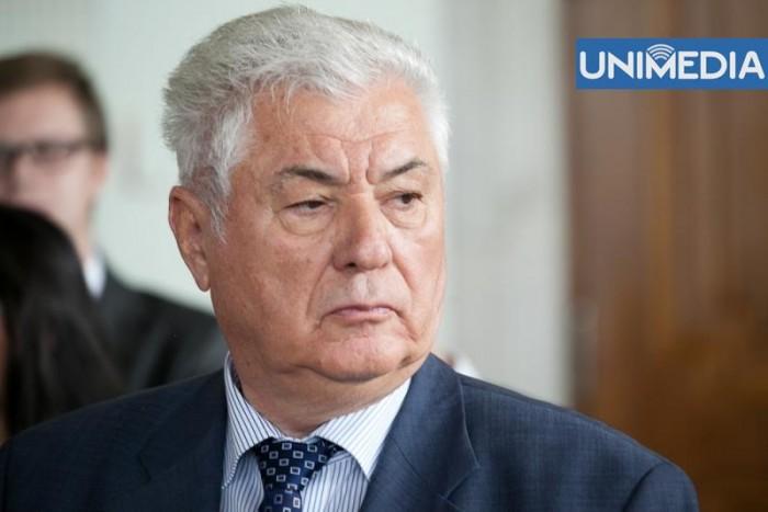(video) Voronin și-a schimbat iar părerea, susținând că Filat nu mai poate fi prim-ministru