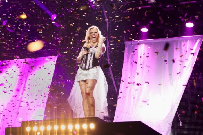 "(video) ""Cascada"" va reprezenta Germania la Eurovision 2013"