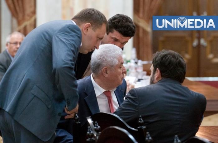 Voronin, gata să voteze demiterea Guvernului