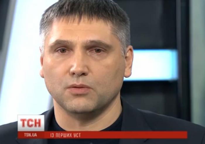 YouTube: Reprezentantul lui Yanukovici în Rada de la Kiev a plâns la TV