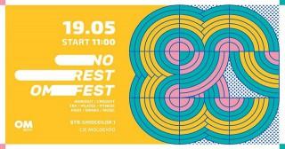10 motive pentru a merge la festivalul de fitness No Rest OM Fest